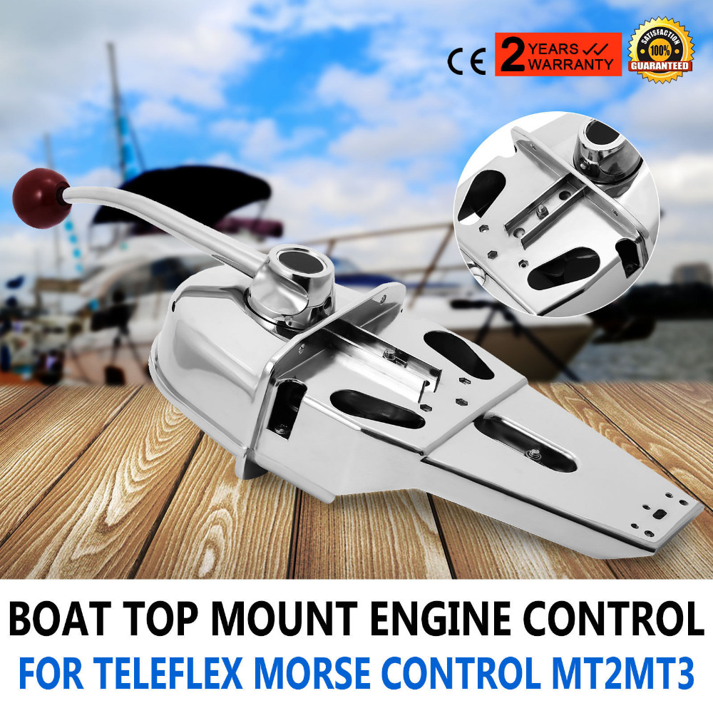 Teleflex Morse MT2 MT3 Single Engine Control Replacement Marine Boat NEW