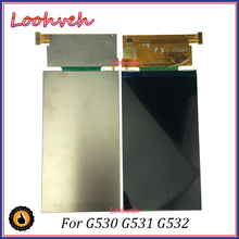 10 pz/lotto 5.0 di Alta qualità Per Sumsung Galaxy Prime G530 G531 G532 LCD del Pannello parti di Ricambio LCD Screen Display