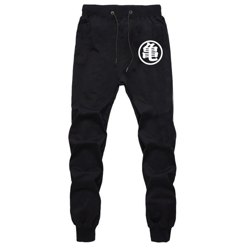 Jogger Pants Dragon-Ball-Goku Long-Trousers Fitness Winter Plus-Size Autumn Roshi Master