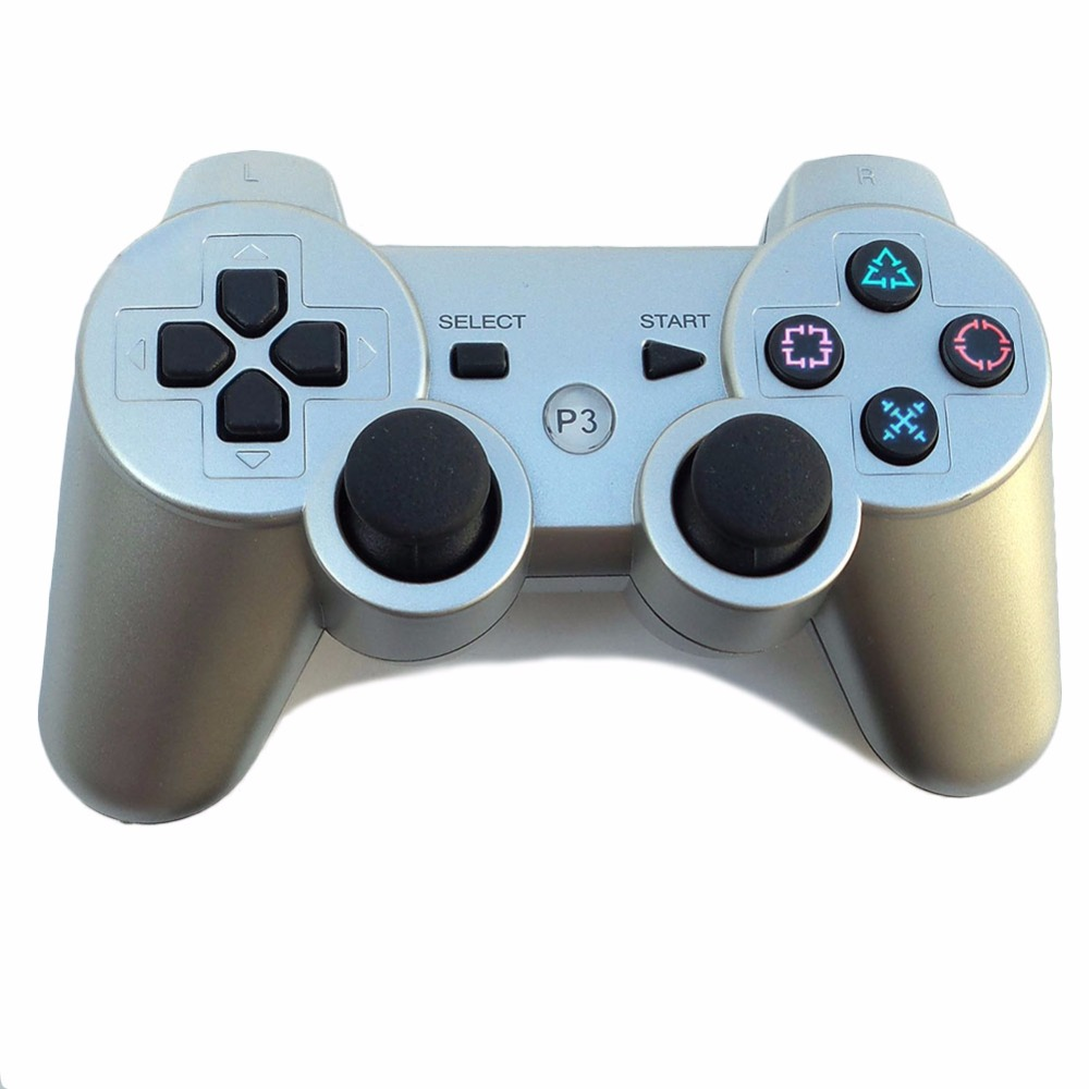 11 Farben 2,4 GHz Drahtloser Bluetooth Spiel-steuerpult Für PS3 SIXAXIS Controle Joystick Gamepad Top Verkauf