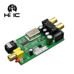 Image 2 - L12 HiFi Digital Audio Decoder DAC  Digital /Coaxial/Optical Fiber Signal Input Analog Signal module Output RCA/ Amplifier DC5V