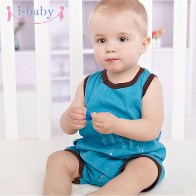 I-baby Baby Romper Pasgeboren babykleding Jongen Meisje Rompertjes - Babykleding