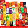 Green Food New 36 Different Flavors Slimming Tea 270g Chinese Herbal Flower High Quality Gift Including Milk Oolong Puer Tea