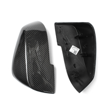 Replacement F10 F30 Carbon Fiber Mirror Covers For BMW 1-7 Series F20 F22 F31 F35 GT F34 F32 F33 F36 X1 E84 F10 GT F07 F06 F12