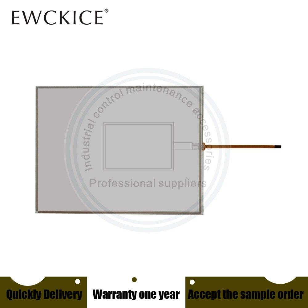 NEW 1201-460 A TTI HMI PLC touch screen panel membrane touchscreen