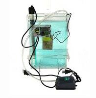 HK2030 Circuit Board Making Etching Machine PCB DIY Metal Corrosion Etcher 220V