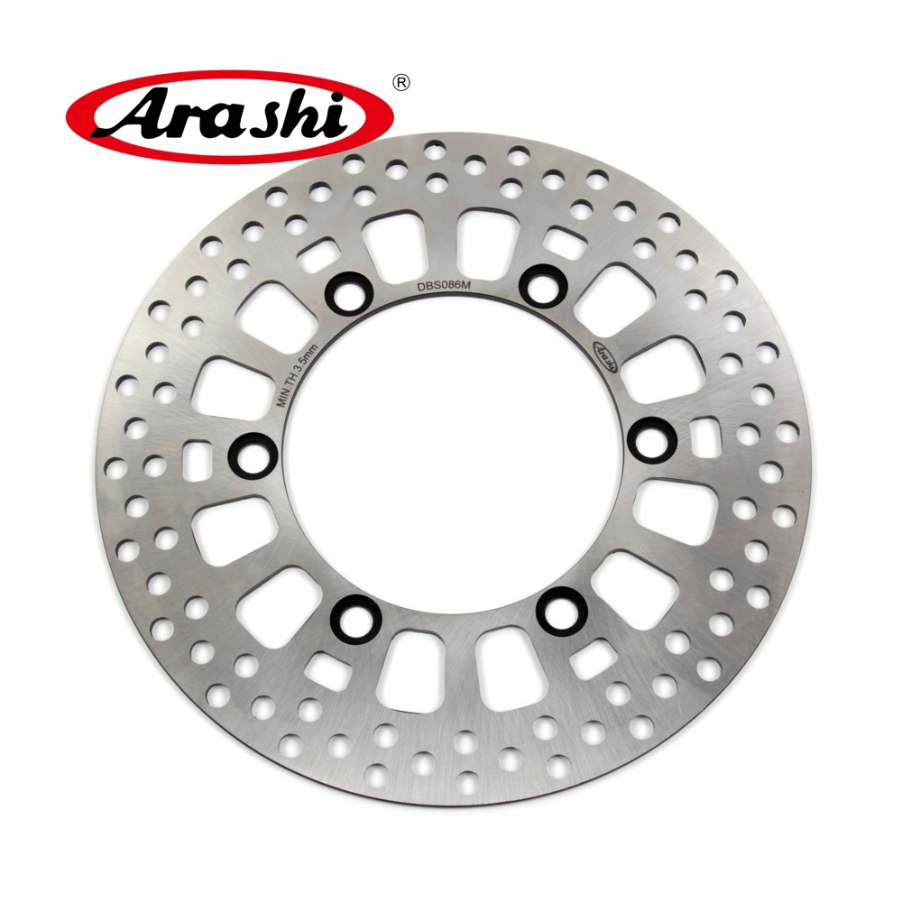 ARASHI Front Brake Disc For HONDA CBF 125 09-12 CNC Brake Disks Rotor CBF125 CBF-125 2012 2011 2010 2009 CB 125F 2015 metallic front brake disc rotor for honda 125cc cr 125 1995 2007