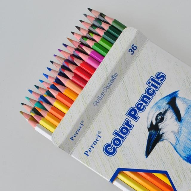 Non Toxic Art 1236 Premium Colored Pencils Oilycolor Lapis De Cor - Premium-color-pencils