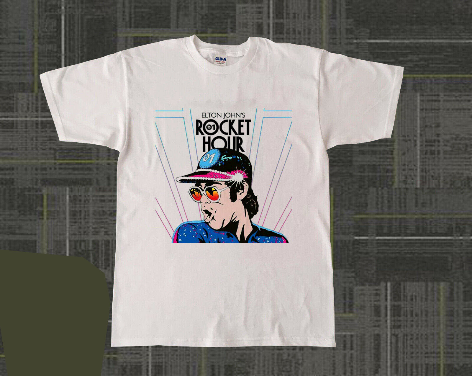 c50269c0 FREDDY KRUEGER T Shirt Nightmare on Elm Street Halloween Friday13 ...