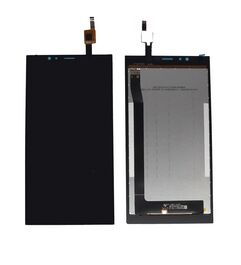 все цены на 100% Warranty Black For Highscreen Pure Power LCD Display With Touch Screen Digitizer Assembly онлайн