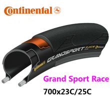 Pneu de bicicleta continenta grand sport race, pneu de ciclismo de estrada dobrável, 700x23c 700 * 25c 700c, peças de bicicleta maxxi
