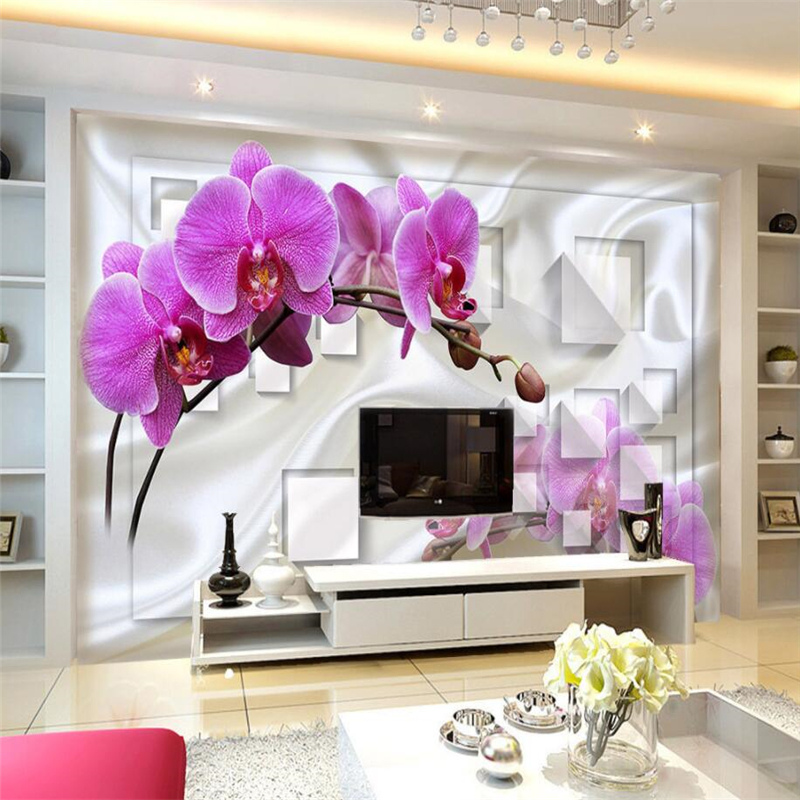 Fantasy Home Decor: Beibehang 3d Wall Paper Murals Custom Living Room Bedroom