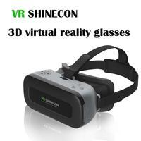 2017 Новый SHINECON 4,0 3D коробка погружения VR Bluetooth геймпад вариант 2 г оперативная память 16 Встроенная Wi Fi Allwinner AIO 01 виртуальной реальности очки