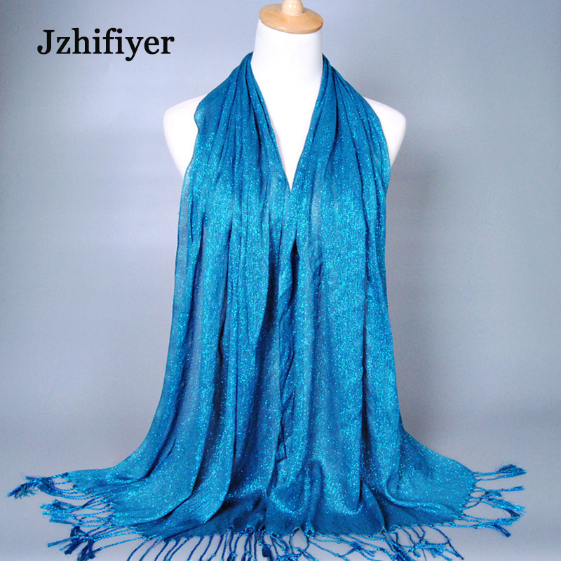 Free Shipping 90*180cm Plain Women Shawl hijab Muslim Head Scarf