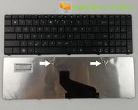 Nowa Klawiatura US Wersja Dla X53Z X53U K53U K53 X53 K53S K73BY X73 A53SV K54L Laptop Czarny