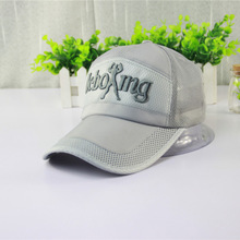 Man baseball cap Mesh hat letters sports accessories C208
