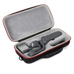 Image 3 - SUNNYLIFE לdji Mobile2 מאחז Gimbal אחסון נשיאת תיק תיק מגן מקרה חבילה עבור DJI אוסמו נייד 2 אביזרים