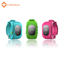 COOLHILLS Q50 Good Watch Youngsters Secure Wristwatch GPS Locator Tracker Anti-Misplaced Finder Youngsters SOS Wrist Watch Child Smartwatch
