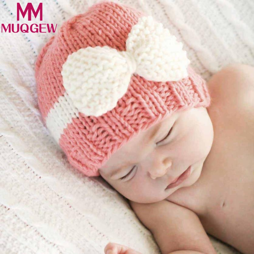 d48b3cfd906 Detail Feedback Questions about Photography Props Accessories Baby summer Hat  Newborn Baby Cap Warm Crochet Beanie For Winter Toddler Boy Girl Kids Hat  ...