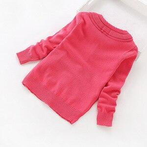 Image 5 - 2016 novas crianças cardigans blusas de algodão das meninas encantadoras 3 16 anos de moda cardigan de algodão 8518