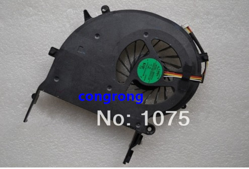 Laptop CPU Cooler Fan For Acer Aspire 8940 8935 8935G AS8935 AS8935G 8942 8942G AB1205HX-LDB CWZY8 DC 5V 0.28A image