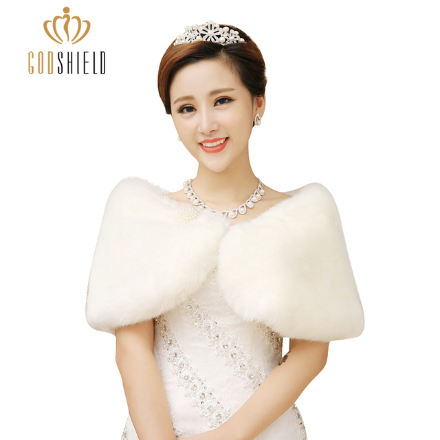 Wraps de noiva Moda Off The Shoulder Casamento Wraps Xaile Casamento Jacket Manga Comprida Inverno Casaco De Casamento Jaqueta De Noiva Mariage