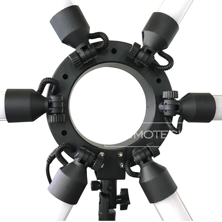 Alumotech 3 Color Temp. DMX512 Lumina led 90W pentru camera video de - Camera și fotografia - Fotografie 4
