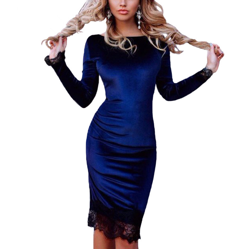Online Get Cheap Velvet Dress -Aliexpress.com | Alibaba Group