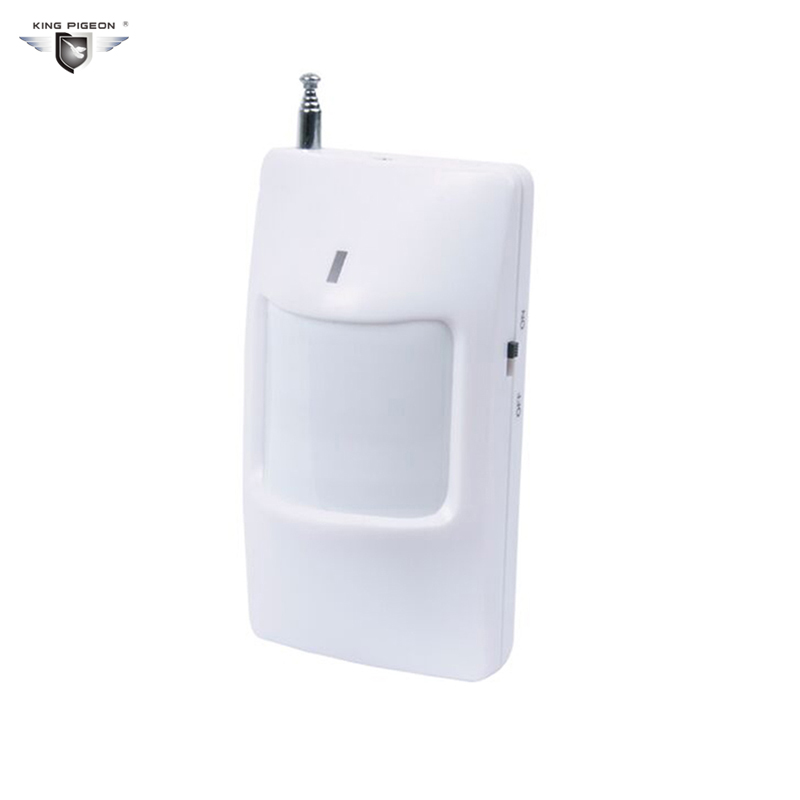 Wireless PIR Motion Detector Energy Saving Auto Wireless PIR Motion Sensor Passive Infrared Motion Detector King Pigeon PIR-100A energy aware technique for wireless sensor network