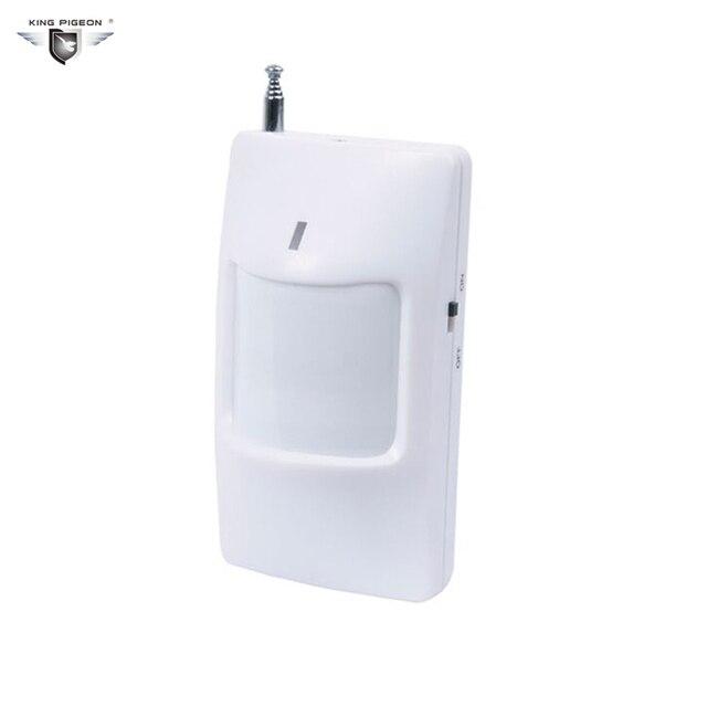 Wireless PIR Motion Detector Energy Saving Auto Wireless PIR Motion Sensor Passive Infrared Motion Detector PIR-100A