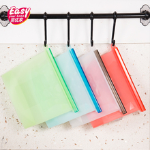 1000ml Silicone Food Storage Bags Vacuum Container Kitchen Sealing Bag Refrigerator Fresh Reusable