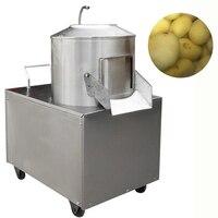 Kommerzielle Elektrische Kartoffel Prozessor Schälmaschine Peeler Mit Reinigung Funktion Hohe Effizienz Schälmaschine YQ 350-in Küchenmaschinen aus Haushaltsgeräte bei