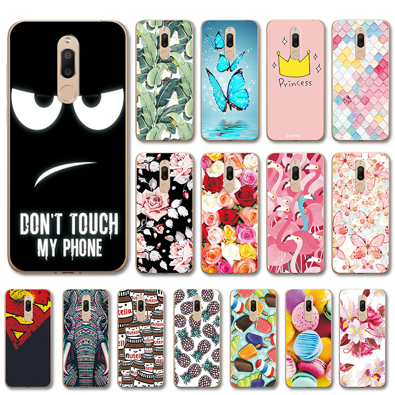 For <font><b>Meizu</b></font> <font><b>M6T</b></font> M6 T Various Painted Cute Soft Silicone Phone Case Capa Fundas For MeizuM6T <font><b>M811H</b></font> 5.7