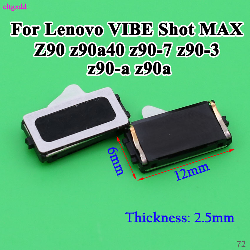 For Lenovo VIBE Shot MAX Z90 Z90a40 Z90-7 Z90-3 Z90-a Z90a Earpiece Earphone Speaker Receiver Module Replacement