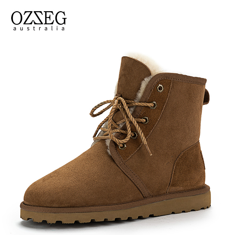 Women Boots 100% Real Fur Classic Mujer Botas Genuine Leather Snow Boots Winter Shoes Women Warm Boots Top Quality Size 35-44 australia classic lady shoes high quality waterproof genuine leather snow boots fur winter boots warm classic women ug boots