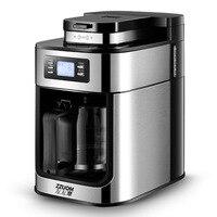 Полный автоматический кофе машина cafetera для напитков Кофеварка путешествия капельного кофе 5 10 чашек капельного кофе