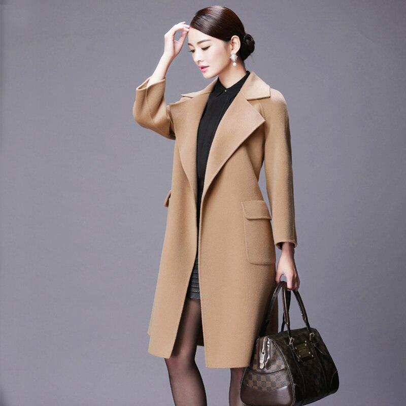 Ladies Cashmere Coat Promotion-Shop for Promotional Ladies ...