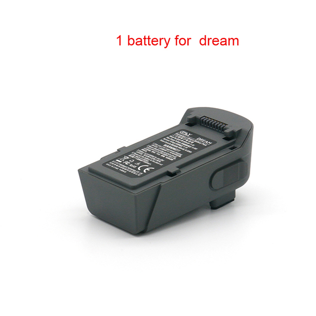 US $22 4 60% OFF|11 4V 1000mAh original dream battery CFLY C FLY dream  Foldable RC Quadcopter spare parts battery or for jjrc x9 drone-in Parts &
