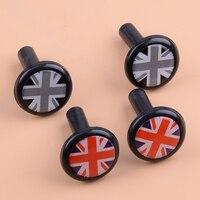 DWCX 1 Paar Auto Union Jack UK Flagge Stil Geändert Türschloss Pin Fit Für Mini Cooper