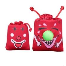 Забавная музыкальная новинка игрушки хитрый трюк мешок смех щепотку смеха ha мешок