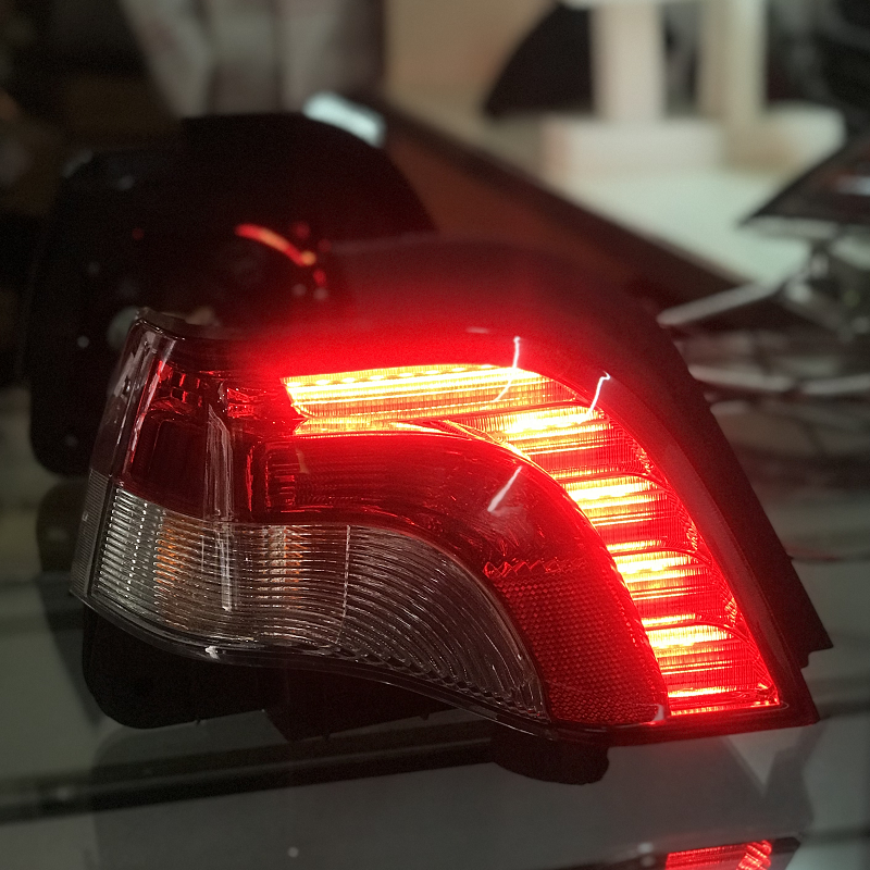 VLAND manufacturer for Car Tail light for Daewoo Nexia LED Taillight 2000 2008 for Daewoo Nexia Tail lamp with DRL+Reverse+Brake отсутствует daewoo nexia выпуска до 2008 года