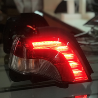 VLAND manufacturer for Car Tail light for Daewoo Nexia LED Taillight 2000 2008 for Daewoo Nexia Tail lamp with DRL+Reverse+Brake