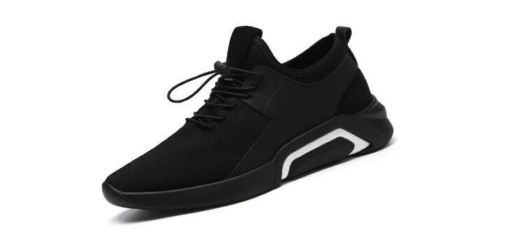 HTB1yiJQKAPoK1RjSZKbq6x1IXXad merkmak Brand 2019 New Breathable Comfortable Mesh Men Shoes Casual Lightweight Walking Male Sneakers Fashion Lace Up Footwear