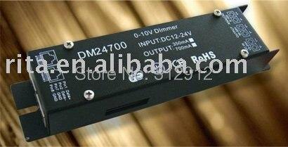 DMX512 decoder driver 12 24V DC input 350mA 650mA Output P N PX24700
