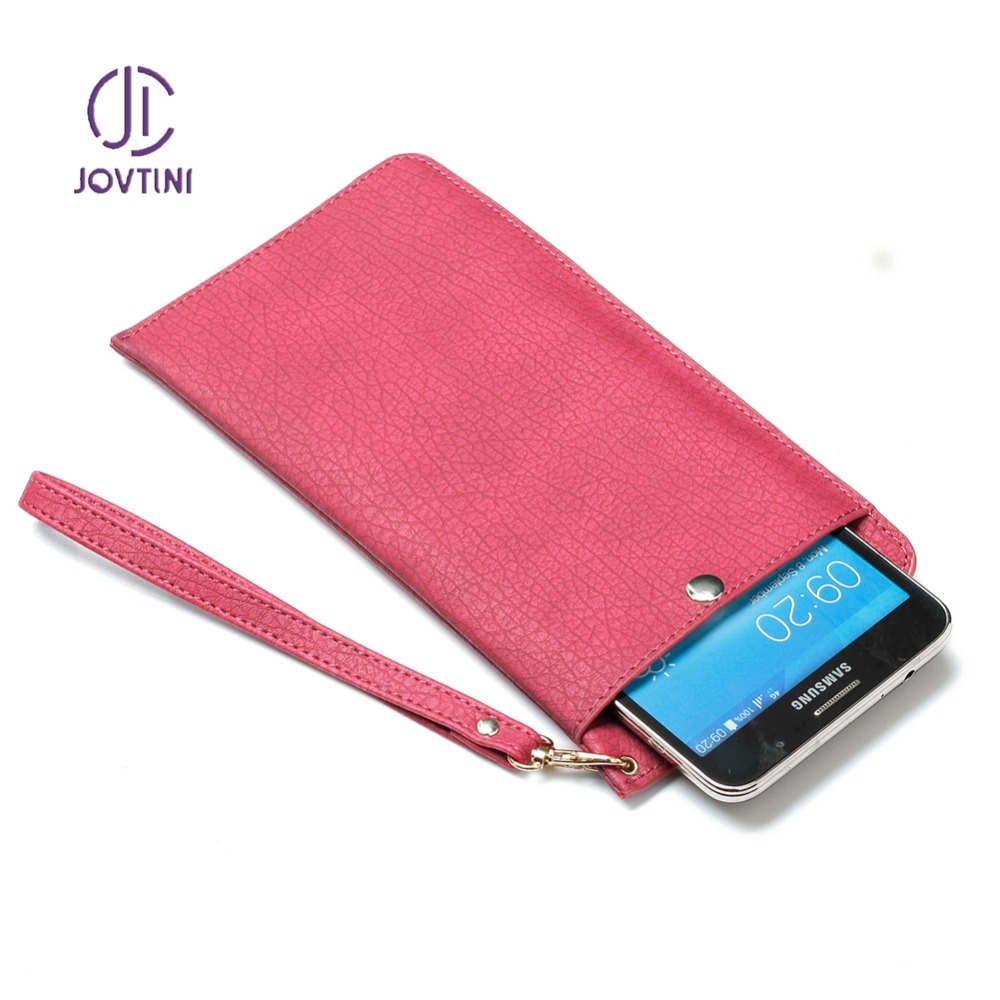 Case For Huawei Honor 5c/honor Holly 2 Plus/enjoy 5s/honor 7i/honor 7/honor Bee Card Slots Wallet With Hand Strap Phone Bag Buy One Get One Free
