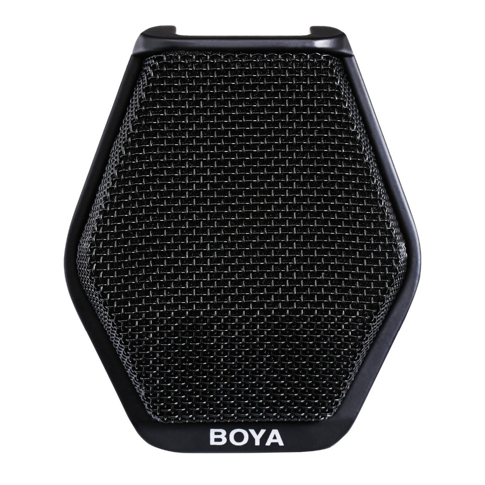 BOYA BY-MC2 Portable USB Condenser Conference Microphone Durable for Speech boya by mc2 portable usb condenser conference microphone durable for speech