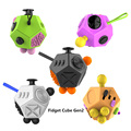 Newest Fidget Cube Gen2 Toy to Ease the Pressure Anti Stress Relieve Toy Magic Cube