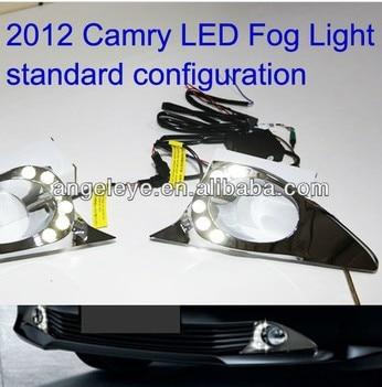2012-2014 թվական Camry Aurion LED LED մառախուղի - Ավտոմեքենայի լույսեր - Լուսանկար 1
