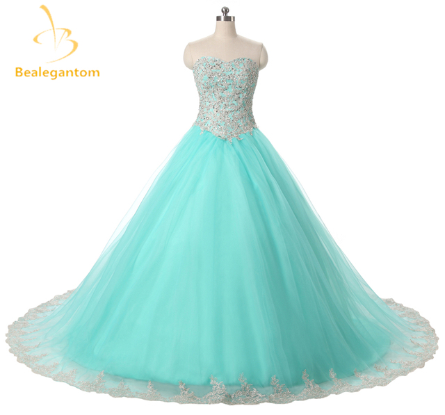 e6c557e37 New Sweetheart 2018 Quinceanera Dresses Ball Gowns with Lace Up ...