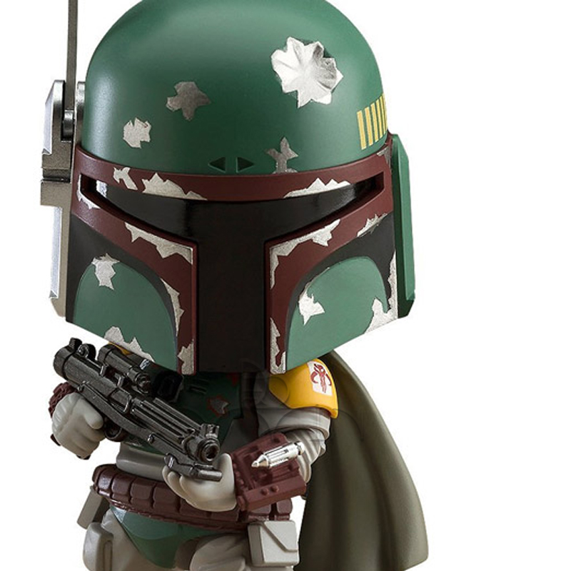 Star Wars Nendoroid No.706 Boba Fett (The Empire Strikes Back) ( China Version )